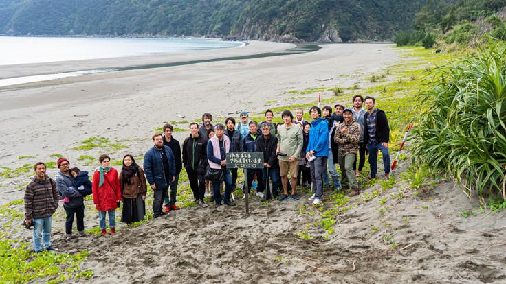 奄美大島・嘉徳ジュラシックビーチを守る専門調査を実現したい!