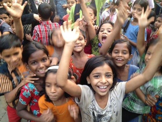 バングラデシュの恵まれない子供達に職業訓練奨学金を送りたい!