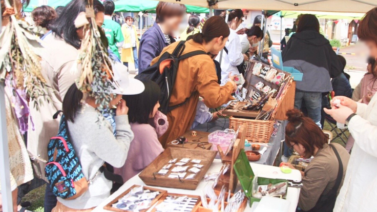 新潟新津で得意なことで挑戦する子育てママを応援!雑貨屋Aimer