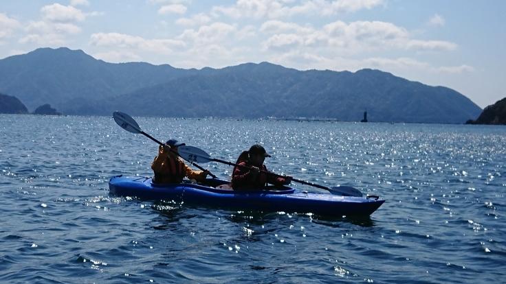 海で遊び、海で学ぶ ~宇和海を巡るシーカヤックプロジェクト~