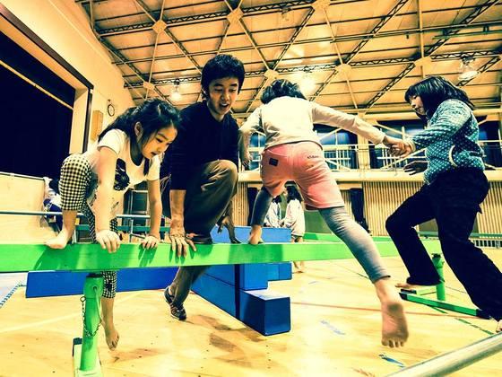 忍者の動き!?日本初のパルクールパークを宮城県に作ろう!!