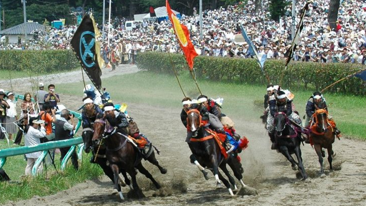 千年続く相馬野馬追。その伝統・文化を継承し、次世代へ。