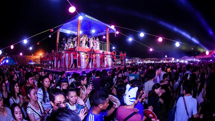 """日本文化を届けるため、セブ島で""""盆踊り大会""""をこれからも!!"""