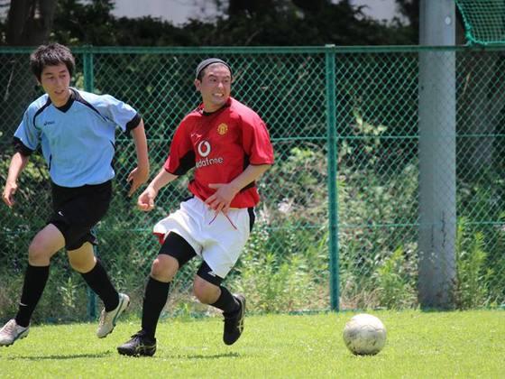 認知症予防のために生涯学習型のシニアサッカー大会を広めたい!