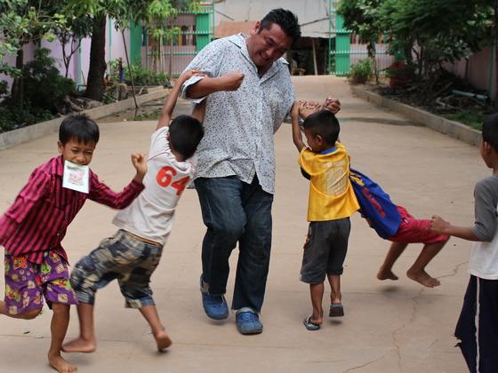 カンボジアの水をきれいに!環境にやさしい排水処理を普及させたい