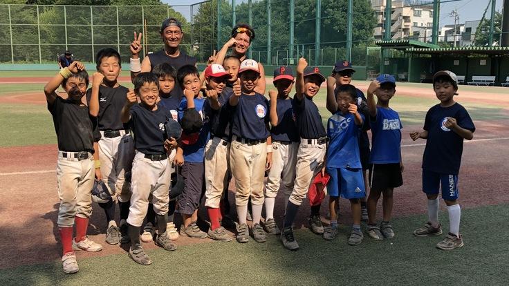 世田谷で中学硬式野球チーム発足!専用グランドをつくりたい!