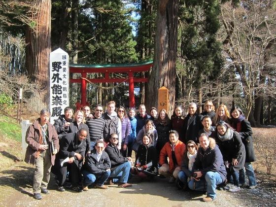 ハーバード大学の学生に日本の魅力を感じてもらいたい!!!
