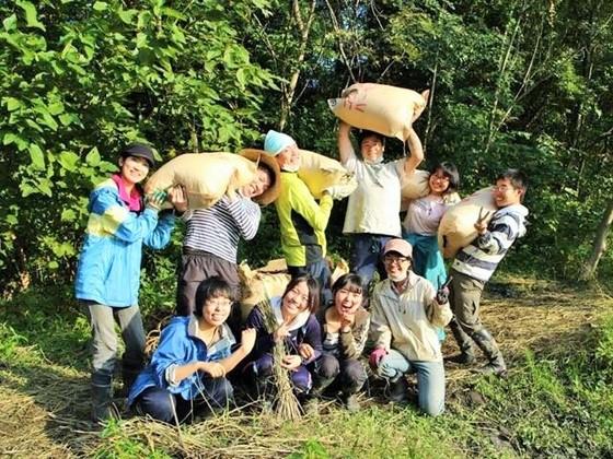 茨城牛久の田んぼを復活させ、繋がりの輪を作る!