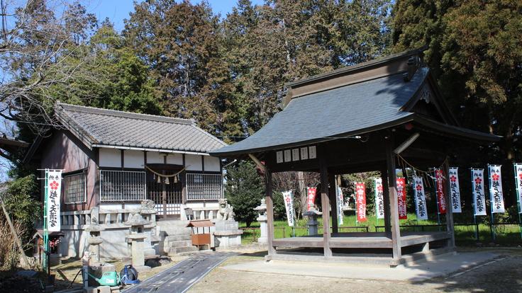 地域の拠り所  愛知県豊田市「越戸天満宮」の社叢を整備したい。