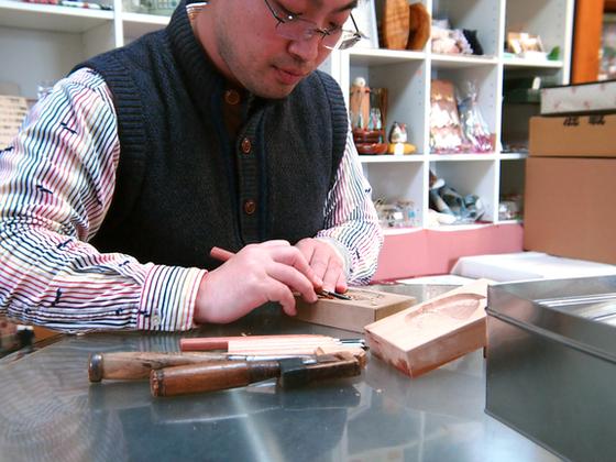 佐渡の伝統文化であるおこし型の型を製作し文化を継承したい!
