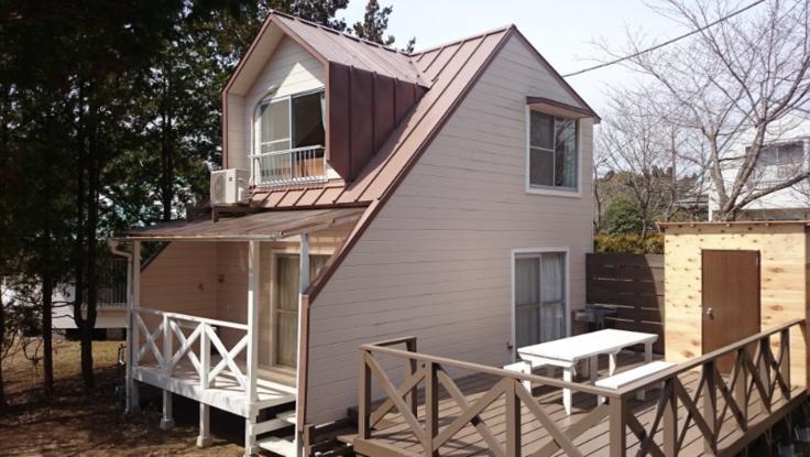 廃虚別荘をリノベーション 茨城に貸別荘地帯をつくりたい!