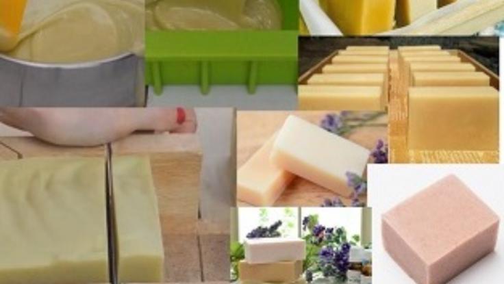 手作り雑貨石鹸プロジェクト