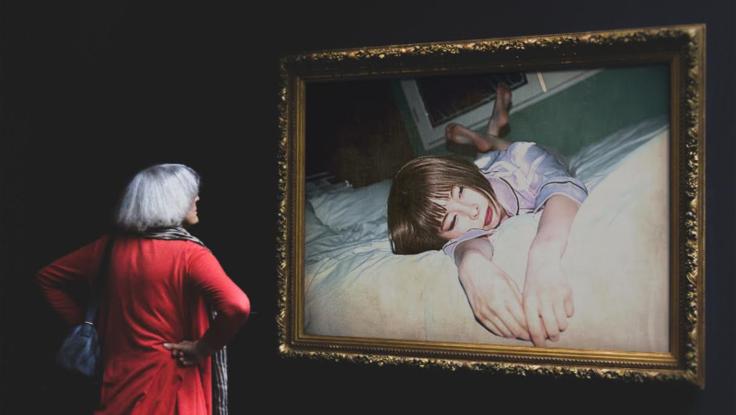 """""""モデル・写真家""""の加藤朱梨が東京で写真展を開催したい!"""