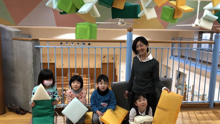 「音」が子どもの行動に影響を?「保育の音環境」を研究したい。