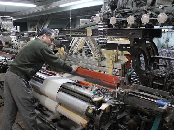 近江湖東産地で、衰退しつつある本場の麻織り文化を守りたい!