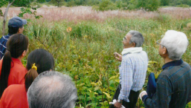 地球温暖化を止めるため、青森県八甲田山で自然栽培を始めたい!