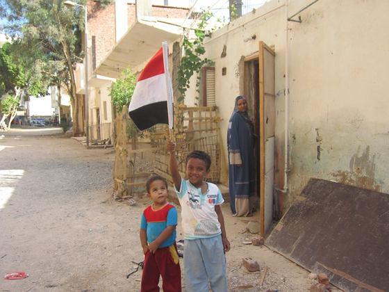 主要メディアが報じないエジプトの『いま』を伝えたい!