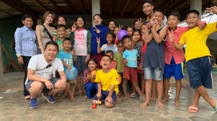 子ども達に笑顔を!カンボジアの孤児院を改築したい!