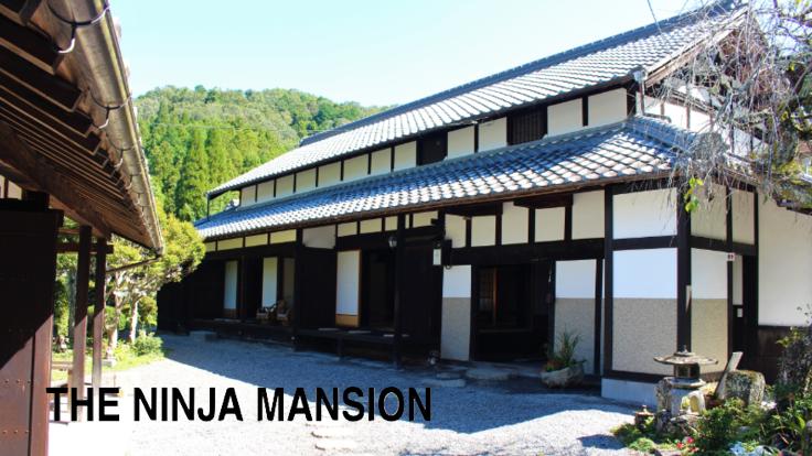 The Ninja Mansionは新たなステージへ。愛犬とともに寛げる宿を
