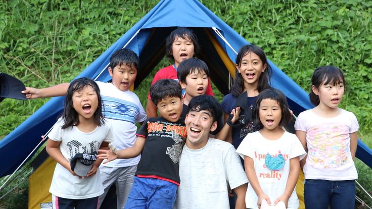 児童養護施設の子どもたちに夏のキャンプ体験を届けたい【2020】