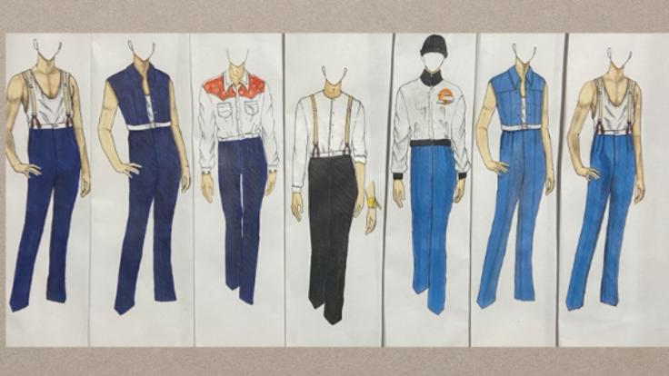 大学生活残り2年!! ファッションデザイナーの夢!!