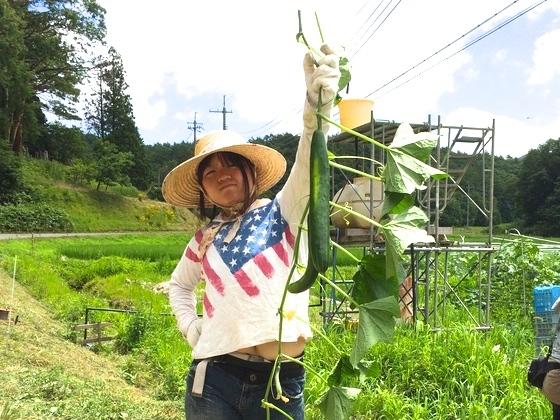 旭川最上流で農薬・科学肥料に頼らない合鴨米を作り続けたい!!