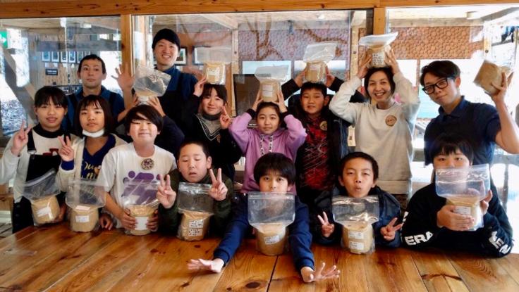 外村仁さんの誕生日を祝い、熊本豪雨で被災したこども達を応援!
