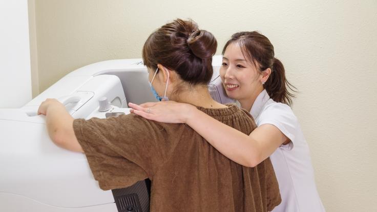 誰でも気軽にワンコインで受けれる乳がん検診イベントを開催!