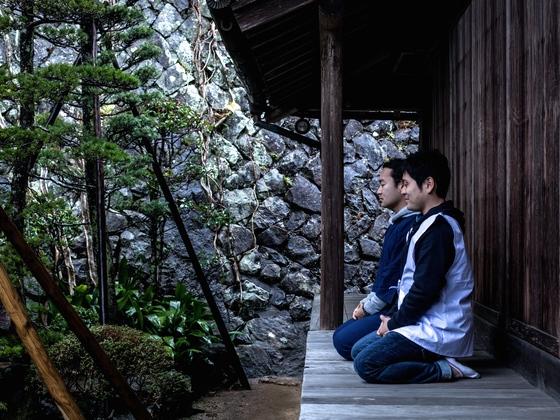 """日本の伝統文化""""お寺""""への宿泊を通して、四国の魅力を発信!"""
