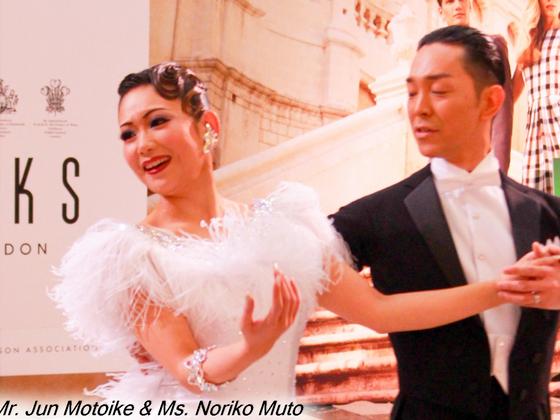 社交ダンスの世界大会に出場するダンサーを写真で応援したい!