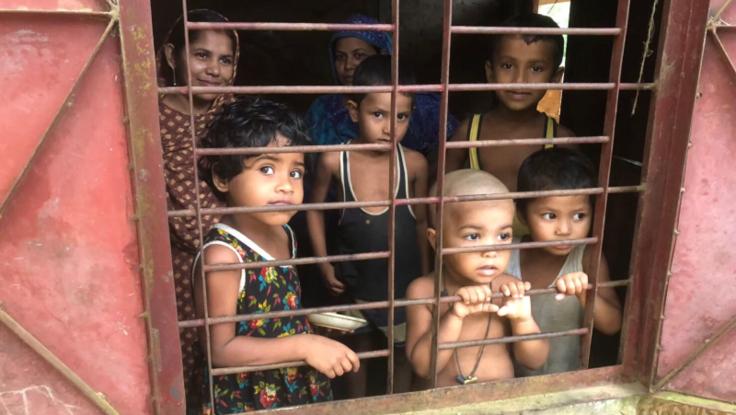 新型コロナの影響に苦しむバングラデシュの家族に食事を!!