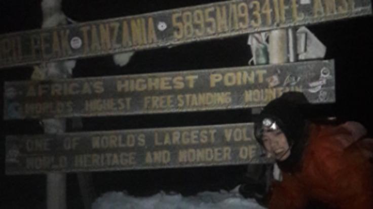 最強の旅人へ アコンカグア登頂
