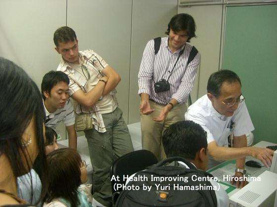世界の医学生集結〜広島サマースクールプロジェクト〜