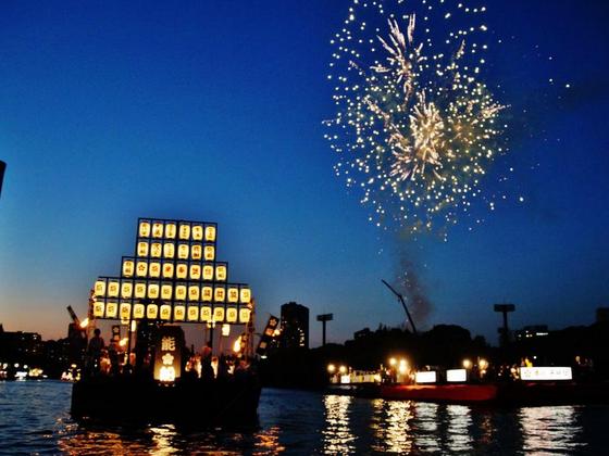 全国の大阪を応援する人達で天神祭の奉拝船を守りたい!