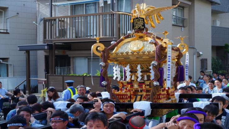 86年の歴史を守るため。池尻稲荷神社の本社神輿を修繕し後世へ!