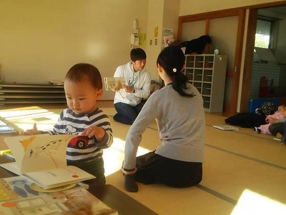 5月に中野で乳幼児と親子向けに絵本の読み聞かせ会を開きたい!