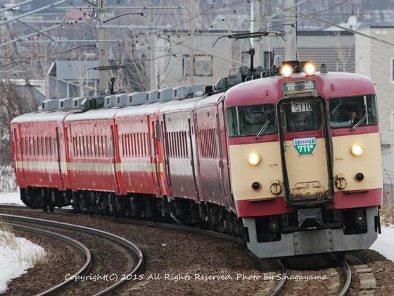 47年間愛されて引退した北海道初の電車「赤電」を残したい!