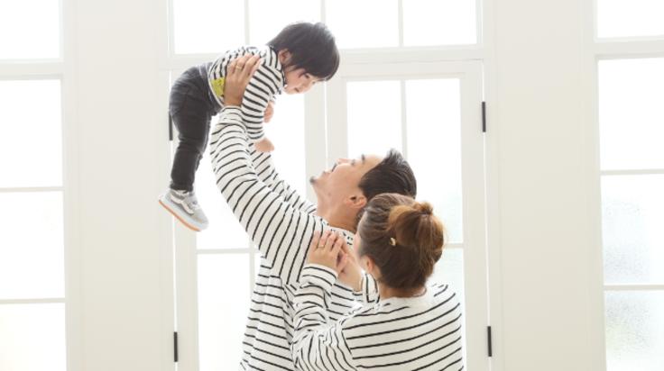 家族の「今」を写真で切り取るスタジオパレット土浦店