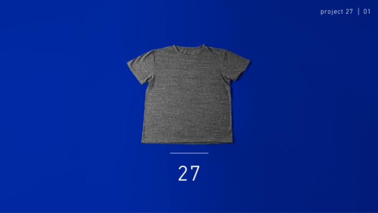 """27のベーシックを提案するプロジェクト""""27"""" Vol.01"""