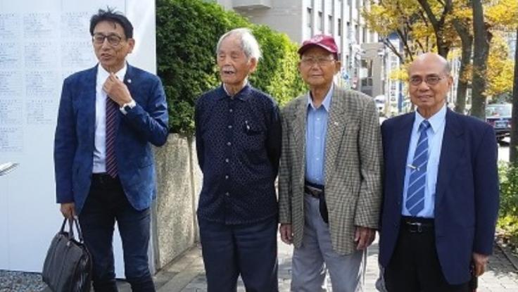 台湾の老人の思いを広めたい