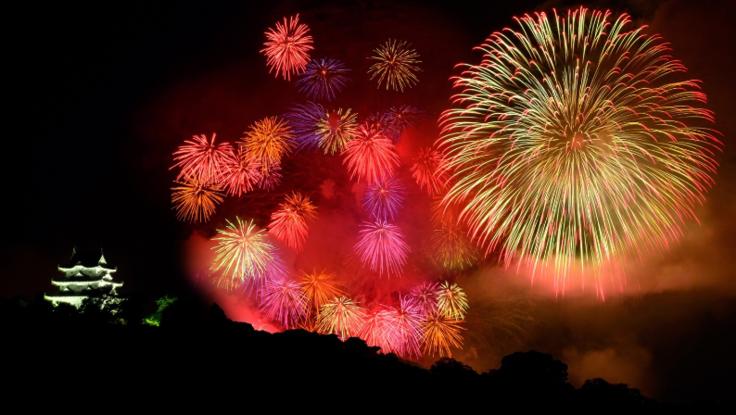 宇和島市を愛する皆様の力を集めて花火を打ち上げたい!!