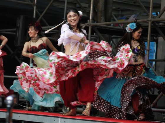 世界を身近に感じられるフェスティバルを開催したい!