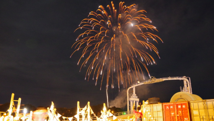 コロナに負けない!長崎県壱岐島で疫病退散の花火を上げたい!