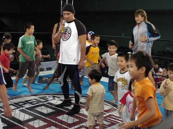 子どもたちに夢を追いかける大切さを伝えたい!プロレスチャリティイベント「FIGHTING AID 大館」