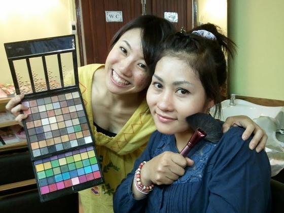カンボジアで日本の美容技術を学べる美容スクールの設立に挑戦!