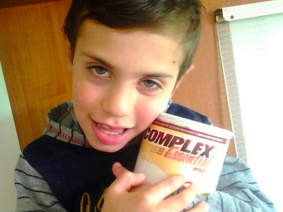 シリア避難民の子供に特殊ミルクを届け、障がい進行を止めたい!