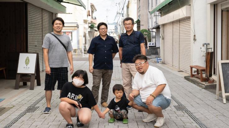 松山の海の玄関口だった頃のように。多様な世代が集まれる場所を!