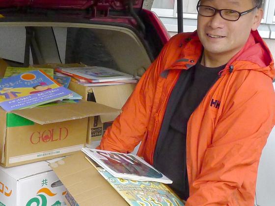 陸前高田市で「理想の図書館」についてヒアリングを実施したい!