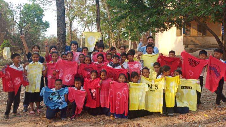 カンボジアでサスティナブルな新しい価値観と働き方の創出に挑む