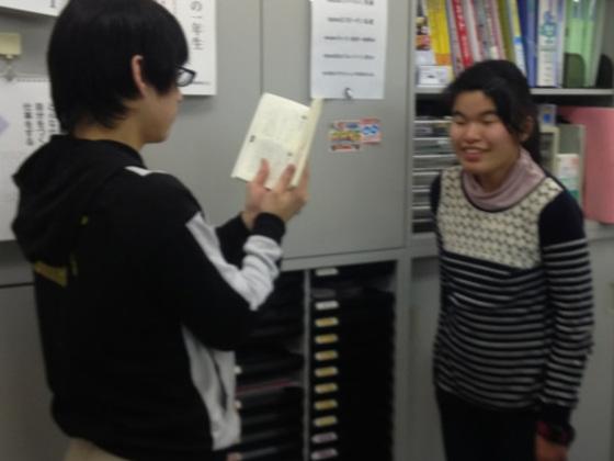 点字プリンターの導入により、日々一生懸命働いている視覚障がい者に読書の楽しみを!